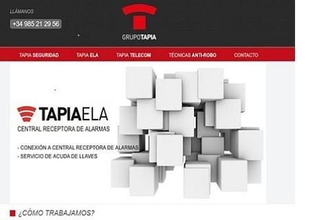Federación de Polígonos Industriales de Asturias - REQUISITOS DE CONEXIÓN A CENTRALES ALARMA - Federación de Polígonos Industriales de Asturias