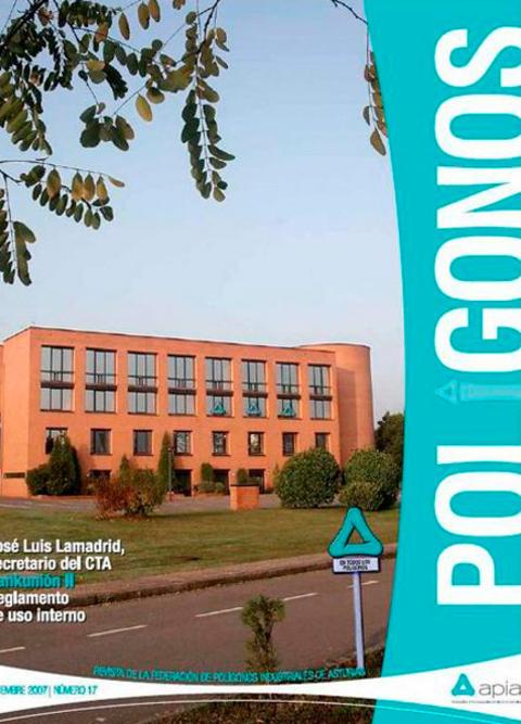 Federación de Polígonos Industriales de Asturias - REVISTA POLIGONOS Nº 17 - Federación de Polígonos Industriales de Asturias