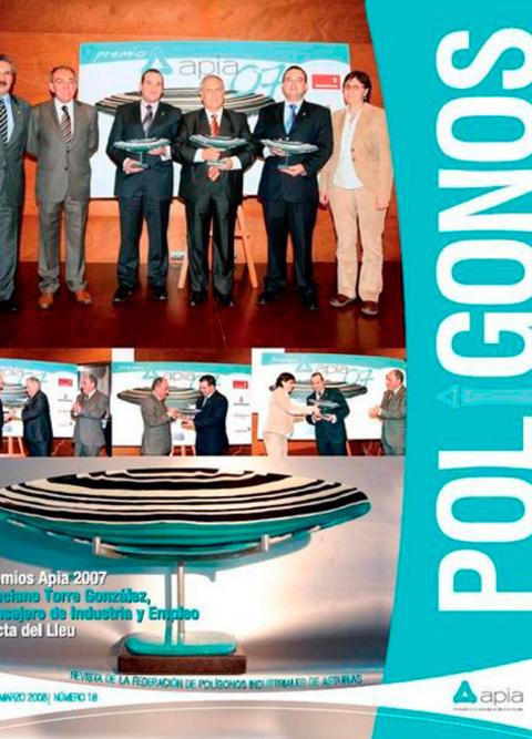 Federación de Polígonos Industriales de Asturias - REVISTA POLIGONOS Nº 18 - Federación de Polígonos Industriales de Asturias