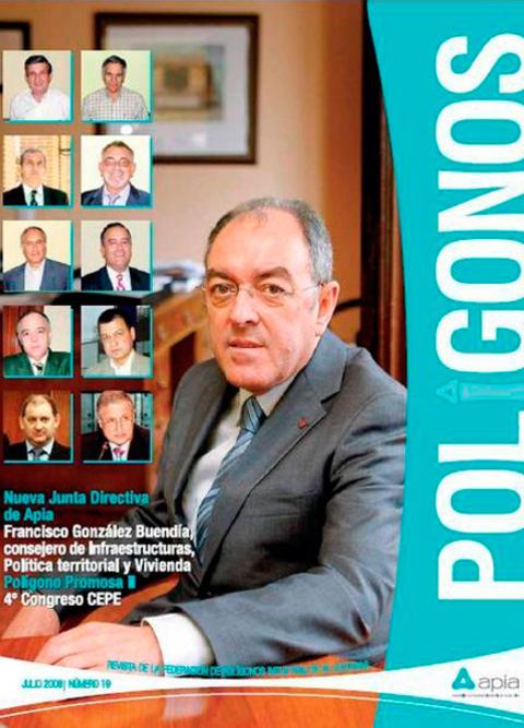 Federación de Polígonos Industriales de Asturias - REVISTA POLIGONOS Nº 19 - Federación de Polígonos Industriales de Asturias