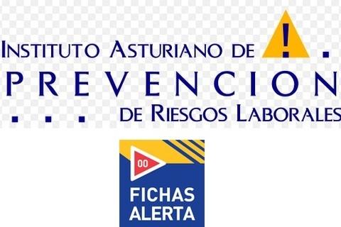 Federación de Polígonos Industriales de Asturias - FICHAS ALERTA DEL INSTITUTO ASTURIANO DE PREVENCION DE RIESGOS LABORALES - Federación de Polígonos Industriales de Asturias