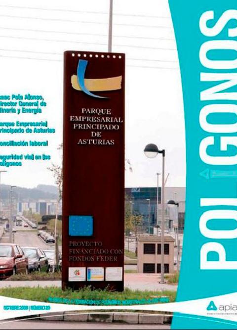 Federación de Polígonos Industriales de Asturias - REVISTA POLIGONOS Nº 20 - Federación de Polígonos Industriales de Asturias
