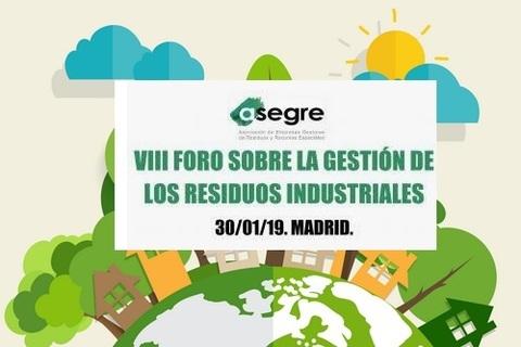 Federación de Polígonos Industriales de Asturias - VIII FORO DE LOS RESIDUOS INDUSTRIALES  - Federación de Polígonos Industriales de Asturias