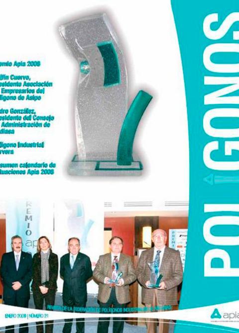 Federación de Polígonos Industriales de Asturias - REVISTA POLIGONOS Nº 21 - Federación de Polígonos Industriales de Asturias