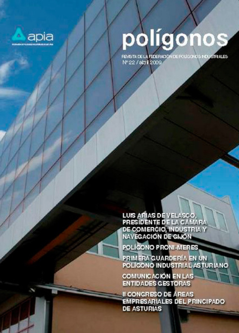 Federación de Polígonos Industriales de Asturias - REVISTA POLIGONOS Nº 22 - Federación de Polígonos Industriales de Asturias