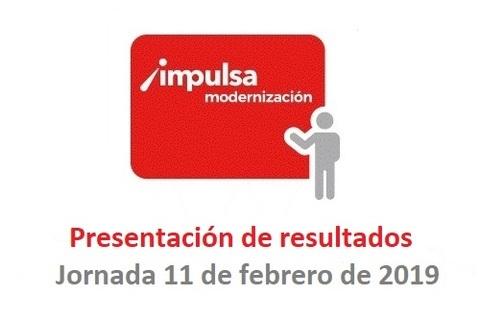 Federación de Polígonos Industriales de Asturias - IMPULSA MODERNIZACIÓN - Federación de Polígonos Industriales de Asturias