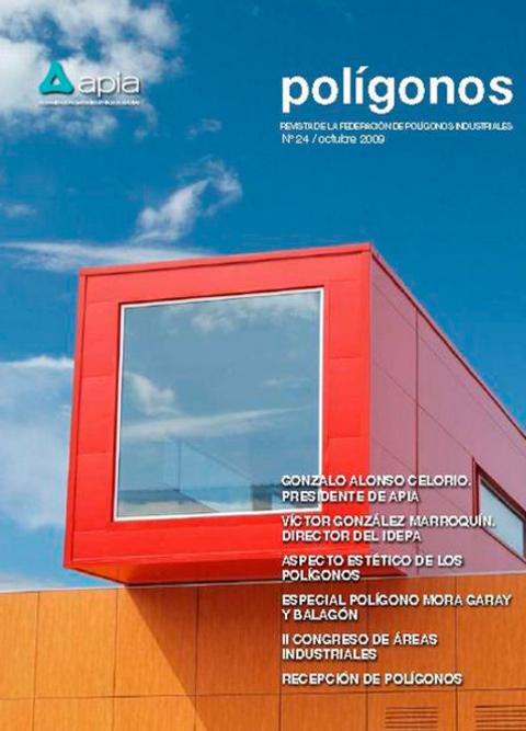 Federación de Polígonos Industriales de Asturias - REVISTA POLIGONOS Nº 24 - Federación de Polígonos Industriales de Asturias