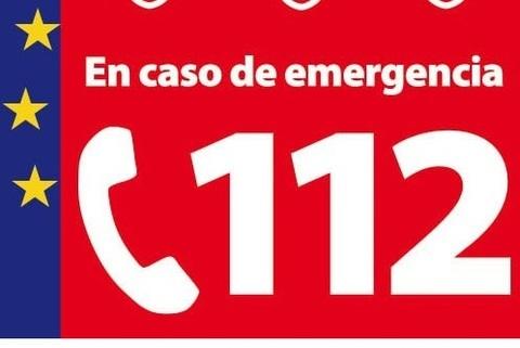 Federación de Polígonos Industriales de Asturias - RECOMENDACIONES PARA AVISAR CORRECTAMENTE AL 112 - Federación de Polígonos Industriales de Asturias