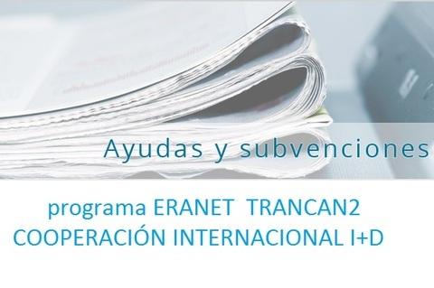 Federación de Polígonos Industriales de Asturias - AYUDAS PROGRAMA ERA-NET TRASCAN-2 - Federación de Polígonos Industriales de Asturias