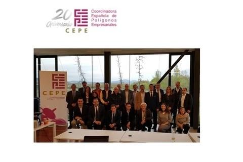 Federación de Polígonos Industriales de Asturias - CEPE CELEBRA SU ASAMBLEA GENERAL EN LA RIOJA - Federación de Polígonos Industriales de Asturias
