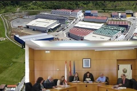 Federación de Polígonos Industriales de Asturias - AVANCES EN LA SEGURIDAD PARA LOS POLÍGONOS DE CARREÑO - Federación de Polígonos Industriales de Asturias