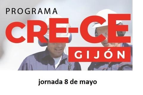 Federación de Polígonos Industriales de Asturias - PROGRAMA CRE-CE GIJÓN - Federación de Polígonos Industriales de Asturias