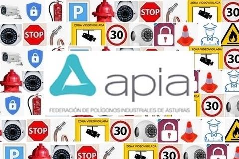 Federación de Polígonos Industriales de Asturias - APIA LANZA UN  BOLETÍN MENSUAL DE SEGURIDAD - Federación de Polígonos Industriales de Asturias