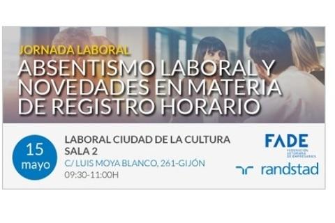 Federación de Polígonos Industriales de Asturias - JORNADA LABORAL - Federación de Polígonos Industriales de Asturias