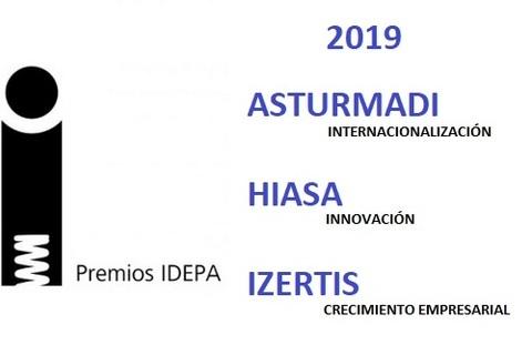 Federación de Polígonos Industriales de Asturias - FALLADOS LOS PREMIOS IDEPA 2019 - Federación de Polígonos Industriales de Asturias