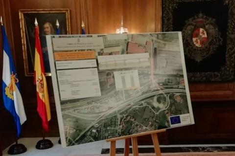 Federación de Polígonos Industriales de Asturias - APERTURA DEL ACCESO AL PEPA DESDE LA AUTOPISTA - Federación de Polígonos Industriales de Asturias