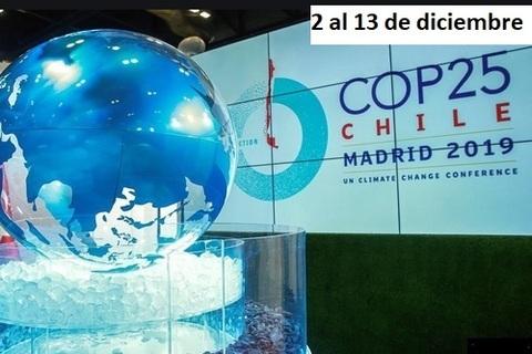 Federación de Polígonos Industriales de Asturias - SE CELEBRA EN MADRID LA CUMBRE DEL CLIMA - Federación de Polígonos Industriales de Asturias