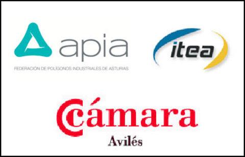 Federación de Polígonos Industriales de Asturias - APIA, C. AVILES E ITEA  COLABORAN EN APIATIC - Federación de Polígonos Industriales de Asturias