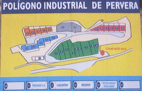 Federación de Polígonos Industriales de Asturias - EL POLIGONO DE PERVERA OTRA VEZ DE ESTRENO - Federación de Polígonos Industriales de Asturias