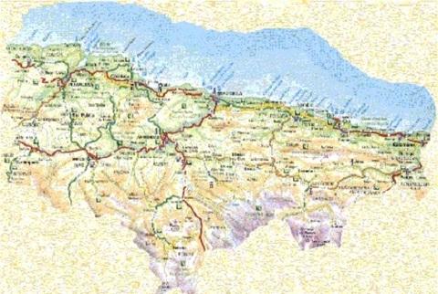 Federación de Polígonos Industriales de Asturias - PREVISIÓN DE SUELO INDUSTRIAL EN EL ORIENTE ASTURIANO - Federación de Polígonos Industriales de Asturias