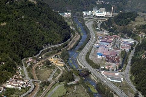 Federación de Polígonos Industriales de Asturias - PROYECTOS DE MEJORA PARA EL POLÍGONO FÁBRICA DE MIERES - Federación de Polígonos Industriales de Asturias