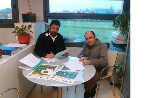Federación de Polígonos Industriales de Asturias - APIA Y CELTIBÉRICA FIRMAN UN CONVENIO SOBRE RESIDUOS - Federación de Polígonos Industriales de Asturias