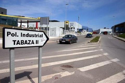 Federación de Polígonos Industriales de Asturias - REORDENACIÓN DEL TRÁFICO EN EL POLÍGONO DE TABAZA - Federación de Polígonos Industriales de Asturias