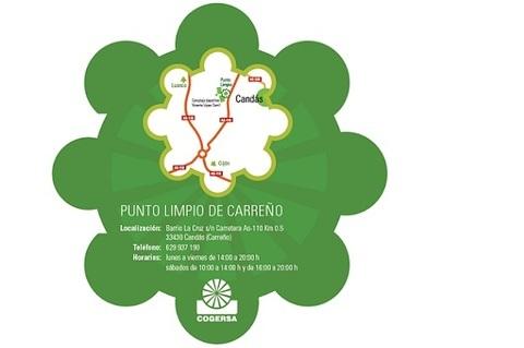 Federación de Polígonos Industriales de Asturias - PUNTO LIMPIO EN CARREÑO - Federación de Polígonos Industriales de Asturias