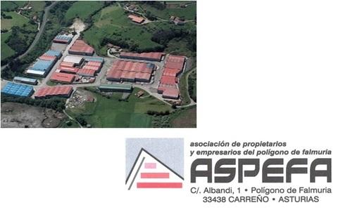 Federación de Polígonos Industriales de Asturias - JORNADA MEDIOAMBIENTAL EN EL POLÍGONO DE FALMURIA - Federación de Polígonos Industriales de Asturias