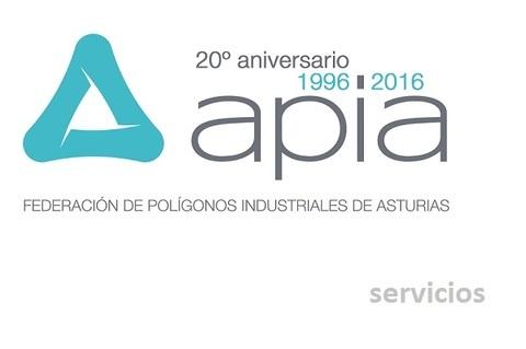 Federaci�n de Pol�gonos Industriales de Asturias - ACTUALIZACI�N DE SERVICIOS DE APIA - Federaci�n de Pol�gonos Industriales de Asturias